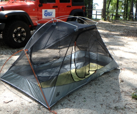 The Easiest Tent I've Ever Owned: Eastern Mountain Sports